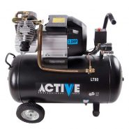 کمپرسور هوای دو شیر دو سیلندر ۸۰ لیتری اکتیو بدوتولز