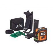 تراز لیزری ۲۰ متری لیزر سبز AEG